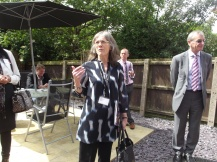 Jane Clarke welcomes us to CHADD's Foyer Project