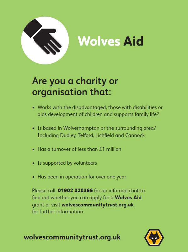 wolves aid